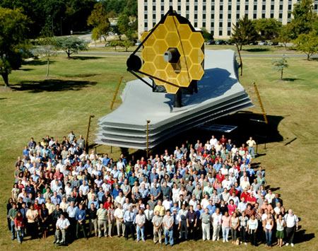 James Webb Space Telescope #5