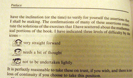 Road to Reality by Roger Penrose, preface