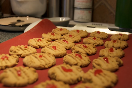 Homemade cookies photo