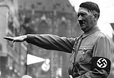 Adolf Hitler Nazi photo