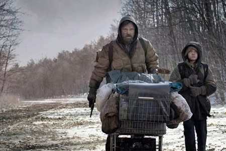 Image from The Road film, based on Cormac McCarthy's book